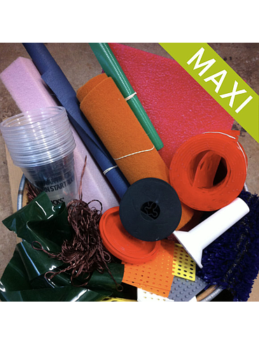 Manufactured Materials - Maxi pack