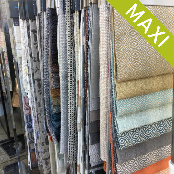 Fabric and Textiles - Maxi pack