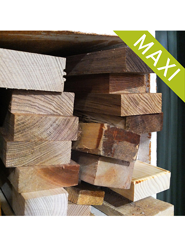 Timber and Fibres - Maxi pack
